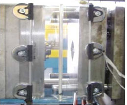 Mold Shield & Mold Chute for Injection Moulding Machine | Novanative com